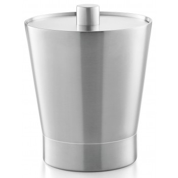Zack Celos Brushed Stainless Steel Thermal Ice Bucket 20294