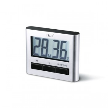 Savio Magnetic Digital Kitchen Timer 20650 - Brushed Finish