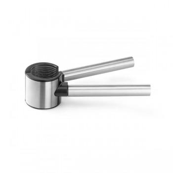 Zack Cibo Brushed Stainless Steel Nut Cracker 20799