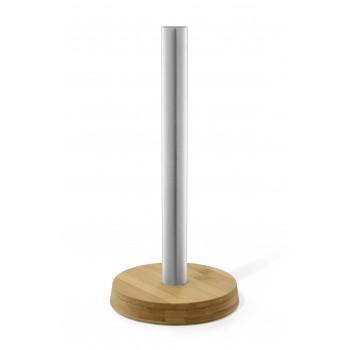 Zack Ponde Brushed Stainless Steel Kitchen Roll Holder 20873