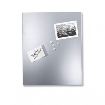 Percetto 55cm Magnetic Board 30752 - Brushed Finish