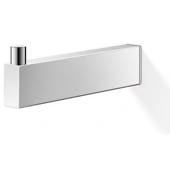 Zack Linea Polished Stainless Steel Wall Spare Toilet Roll Holder 40032