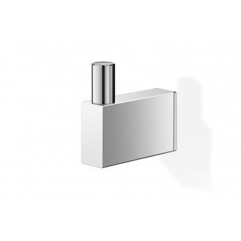 Zack Linea Polished Stainless Steel 4.5cm Towel Hook 40036
