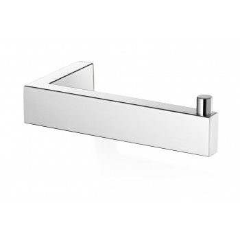 Zack Linea Polished Stainless Steel Toilet Roll Holder 40043