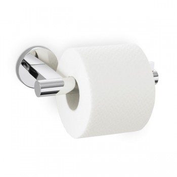 Zack Scala Polished Stainless Steel Toilet Roll Holder 40050