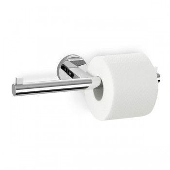 Zack Scala Polished Stainless Steel Double Toilet Roll Holder 40052