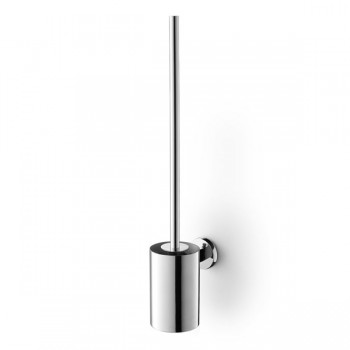 Scala Wall Toilet Brush 40055 - Polished Finish