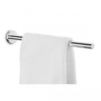 Zack Scala Polished Stainless Steel Fixed Towel Holder 40061
