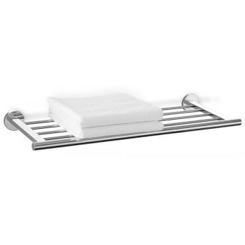 Zack Scala Polished Stainless Steel 24cm Hand Towel Shelf 40065