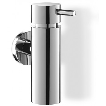 Zack Tico Polished Stainless Steel 16.5cm Wall Soap Dispenser 40077