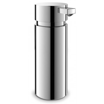 Zack Scala Polished Stainless Steel Soap Dispenser 40079