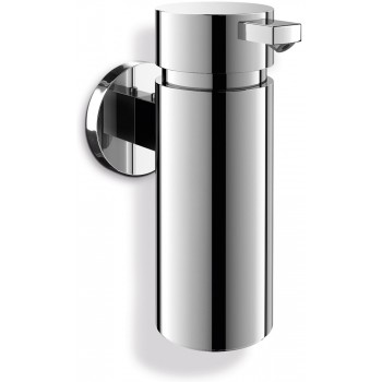 Zack Scala Polished Stainless Steel Wall Soap Dispenser 40080