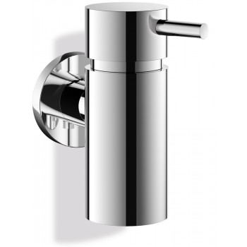 Zack Tico Polished Stainless Steel 12.5cm Wall Soap Dispenser 40094