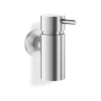 Zack Manola Brushed Stainless Steel Wall Liquid Soap Dispenser 40307