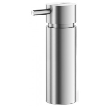 Zack Manola Brushed Stainless Steel Soap Dispenser 40308