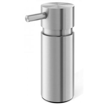 Zack Manola Brushed Stainless Steel 13cm Soap Dispenser 40310