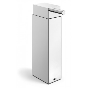 Zack Linea Polished Stainless Steel 16.9cm Soap Dispenser 40338