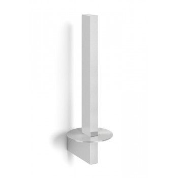 Zack Linea Polished Stainless Steel Spare Toilet Roll Holder 40339