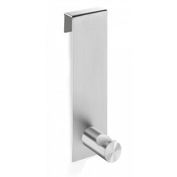 Zack Batos Brushed Stainless Steel Shower Door Towel Hook 40347