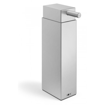 Zack Linea Brushed Stainless Steel Soap Dispenser 40369