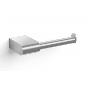 Zack Atore Brushed Stainless Steel Toilet Roll Holder 40413