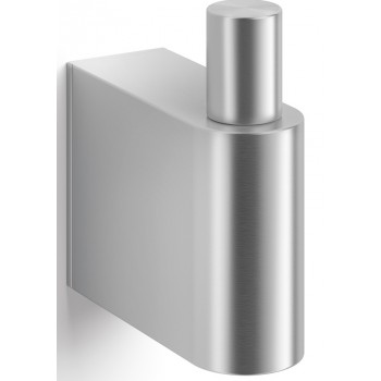 Zack Atore Brushed Stainless Steel Towel Hook 40419