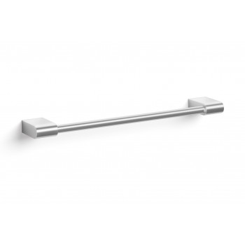 Zack Atore Brushed Stainless Steel 65.2cm Towel Rail 40422