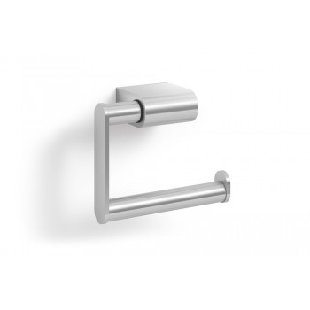Zack Atore Brushed Stainless Steel Toilet Roll Holder 40433