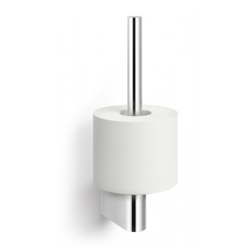 Zack Atore Polished Stainless Steel Spare Toilet Roll Holder 40450