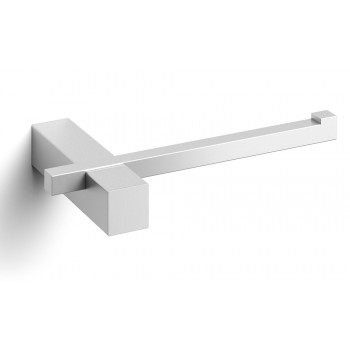 Zack Carvo Brushed Stainless Steel Toilet Roll Holder  40480