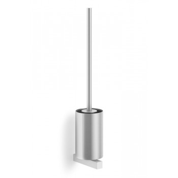 Zack Carvo Brushed Stainless Steel Wall Toilet Brush 40487