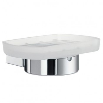 Air Wall Soap Dish AK342 - Polished Chrome