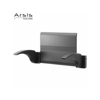 Pellet Arsis Evolution Backrest + 2 Armrests - Anthracite Grey