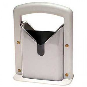 Kitchen Craft Bagel Guillotine 5086739 - White