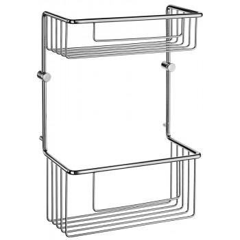 Sideline Double Shower Basket DK1031