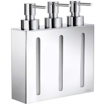 Outline Triple Wall Soap / Lotion Dispenser FK259