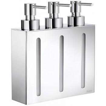 Outline Triple Wall Soap / Lotion Dispenser FK259