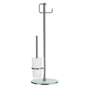 Smedbo Outline Polished Chrome Toilet Butler FK306