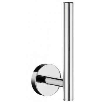 Home Spare Toilet Roll Holder HK320 - Polished Chrome