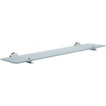 Home Bathroom Shelf HK347 - Polished Chrome