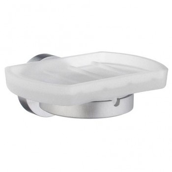 Home Wall Soap Dish HS342 - Brushed Chrome
