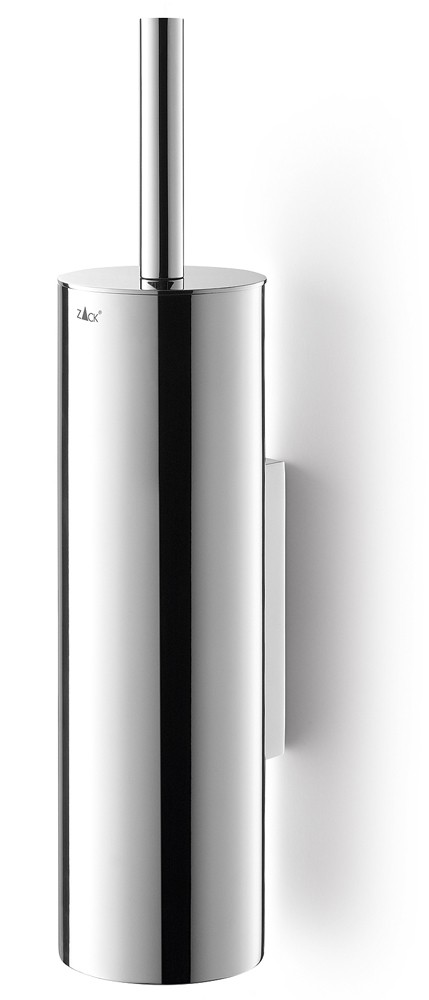 Buy Zack Tubo Polished Stainless Steel Wall Toilet Brush