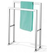 Zack Linea Polished Stainless Steel Towel Rack 40040