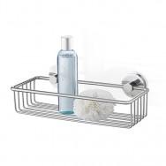 Scala 31cm Shower Basket 40085 - Polished Finish