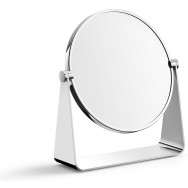 Zack Tarvis Polished Stainless Steel Magnifying (3x) Cosmetic/Shaving Mirror 40358