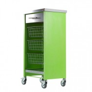 Chelsea Kitchen Trolley - Green
