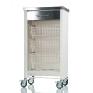 Chelsea Kitchen Trolley - Ivory