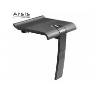 Pellet Arsis Evolution Foldaway Shower Seat - Anthracite Grey