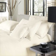 Fairmount King Duvet Cover - Cream