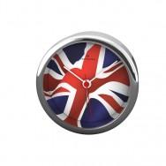 Desire Union Jack Alarm Clock